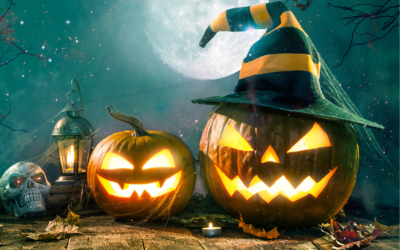 Contrarian investing Halloween blog